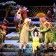 Singspiel Zauberflöte in einer Inszenierung von Henry Mason an der Volksoper Wien