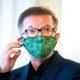 Gesundheitsminister Rudolf Anschober gibt Abstandsregeln bekannt