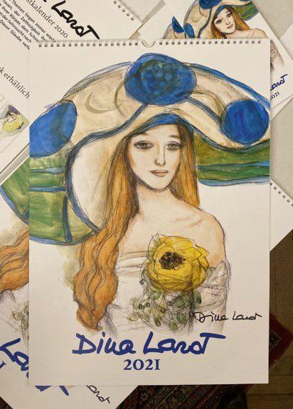 23. Dina Larot Kalender - Edition 2021