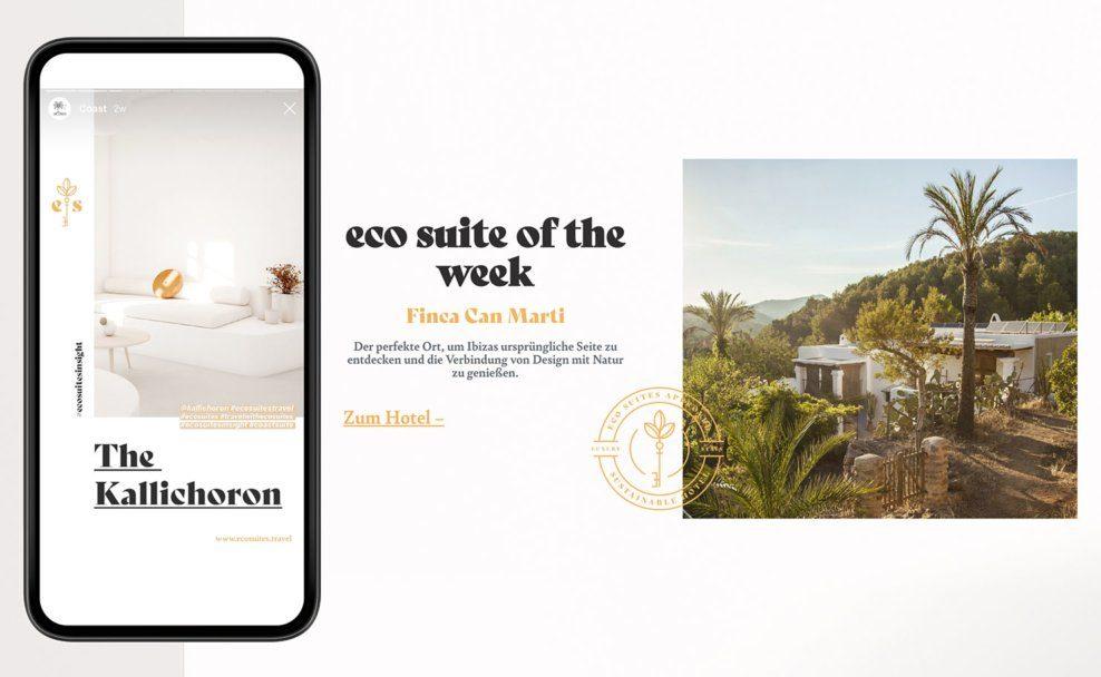 ecosuites.travel möchte die Suche nach nachhaltigem Hotel-Luxus vereinfachen