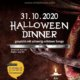 Halloween Dinner mit Showprogramm im Vindobona