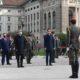 Angelobung der Rekruten am Nationalfeiertag im Beisein von Kanzler Kurz