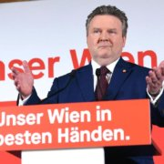 Bürgermeister Ludwig kündigte Verhandlungen mit den Neos an