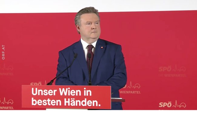 Die Wiener SPÖ nimmt Verhandlungen mit den Neos auf