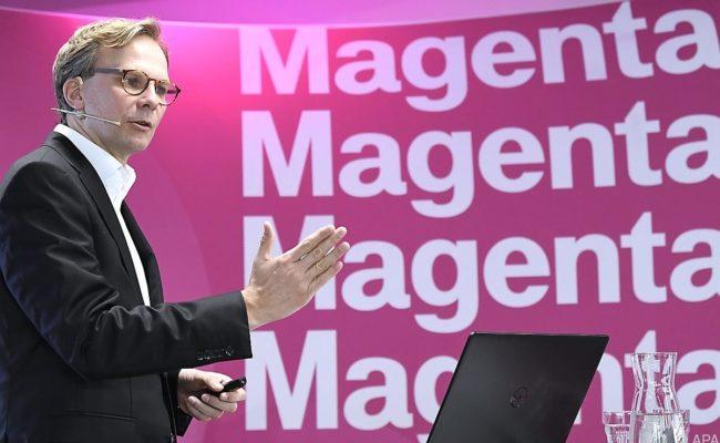 Magenta-Telekom-CEO Andreas Bierwirth