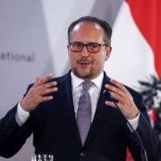 Der österreichische Außenminister Alexander Schallenberg
