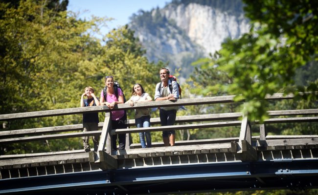 Wiener Wasserleitungswanderweg lädt zur Herbstwanderung