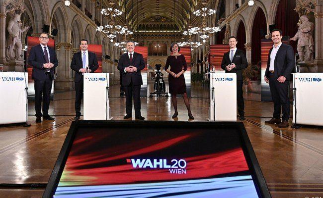 Das endgültige Wahlergebnis der Wien-Wahl steht fest
