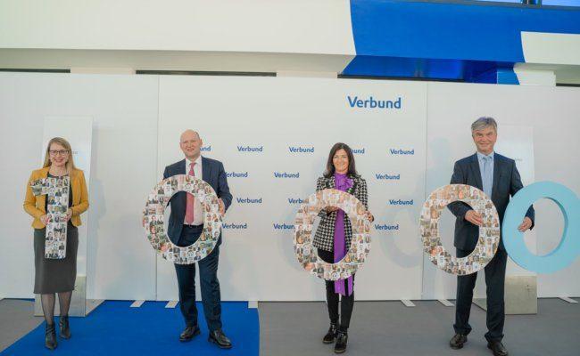 zukunft.lehre.österreich will 10.000 Gesichter sammeln und hat Verbund AG als Partner vorgestellt