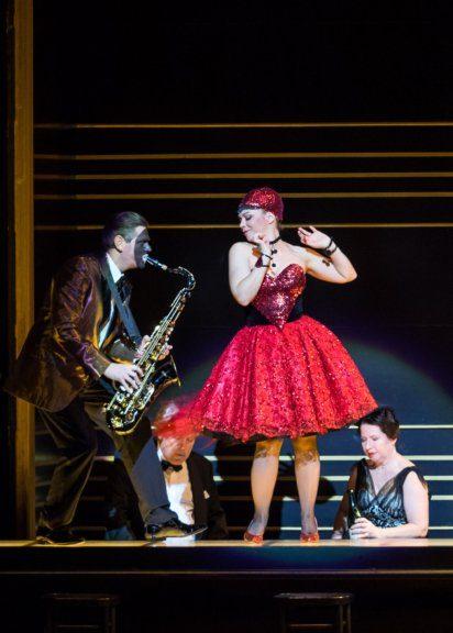 Daniela Fally in der Oper Arabella von Richard Strauss an der Wiener Staatsoper