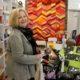 Andrea Gartlehner betreibt einen Kreativladen in Wien