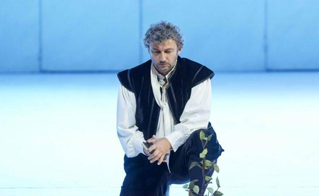 Jonas Kaufmann in der Oper Don Carlos an der Wiener Staatsoper
