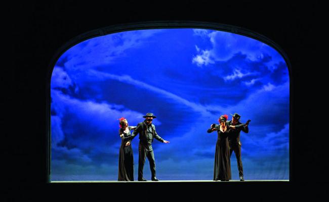 Die Entführung aus dem Serail von Wolfgang Amadeus Mozart an der Wiener Staatsoper