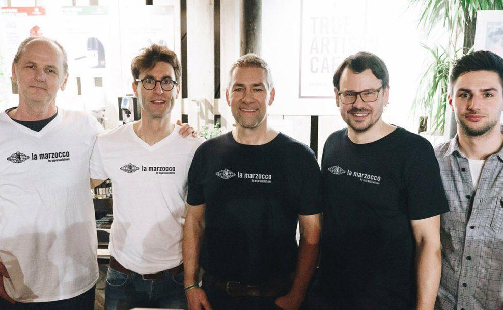 """Weltweit erster lokaler """"La Marzocco""""-Lizenzpartner in Österreich"""