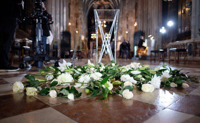 Gedenkgottesdienst im Stephansdom für die Opfer des Anschlags in Wien