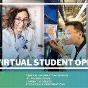Tag der offenen Tür der Graduiertenschule mit dem Institute of Science and Technology