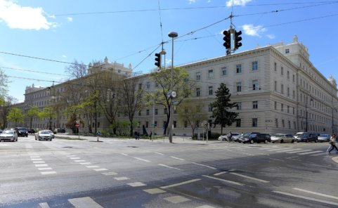 Das Landesgericht für Strafsachen Wien ist das größte ordentliche Gericht Österreichs.
