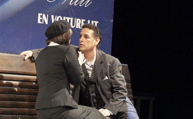 Nino Machaidze und Juan Diego Flórez in der Oper Manon an der Wiener Staatsoper