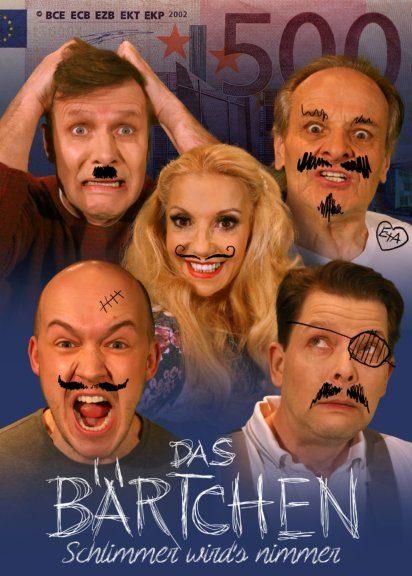 """Theaterstück """"Das Bärtchen"""" -Schlimmer wird's nimmer"""""""