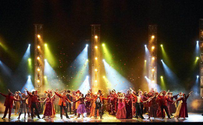 Szene aus der Oper Romeo et Juliete an der Wiener Staatsoper als Streaming