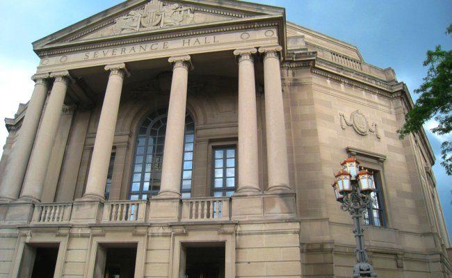 Das Cleveland Orchestra ist ein Symphonieorchester mit Sitz in Cleveland, Ohio