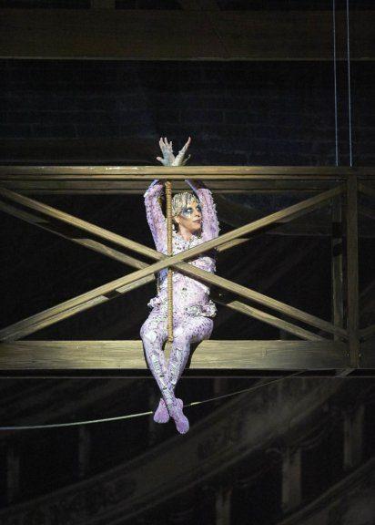 Audrey Luna in der Oper The Tempest an der Wiener Staatsoper