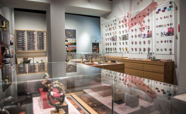 Der neue Victorinox Wien Store präsentiert sich in einem renovierten Altbau