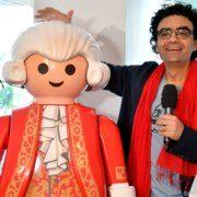 Rolando Villazon ist künstlerischer Leiter der Salzburger Mozartwoche