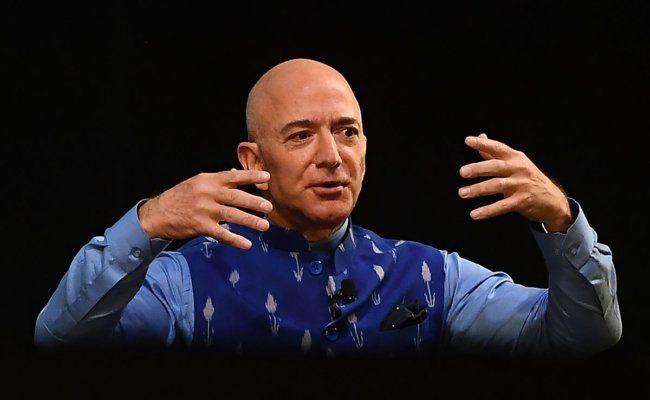 Jeff Bezos ist größter Amazon-Einzelaktionär
