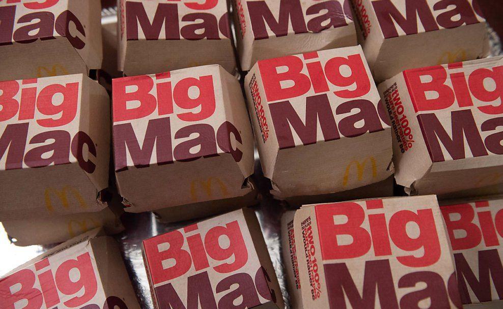 """Ein Big Mac sei laut Burger King """"auch nicht so schlecht"""""""