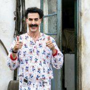 """Borat Subsequent Moviefilm oder """"Borat 2"""" mit österreichischer Musik"""