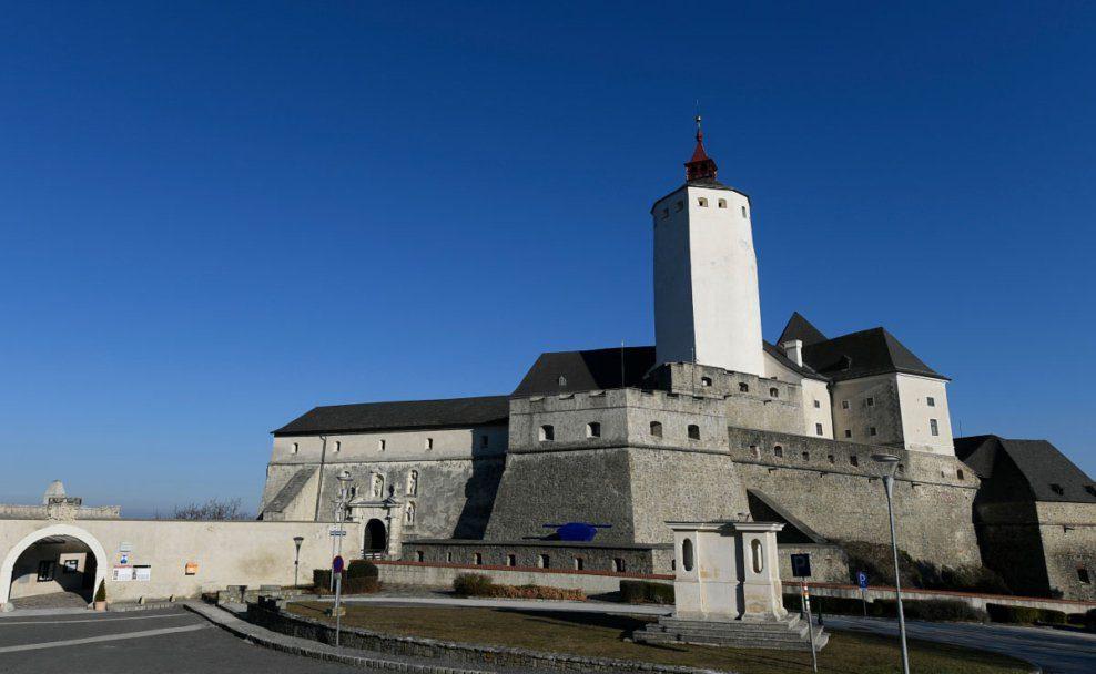 Esterhazy-Betrieb Burg Forchtenstein kann online erkundet werden