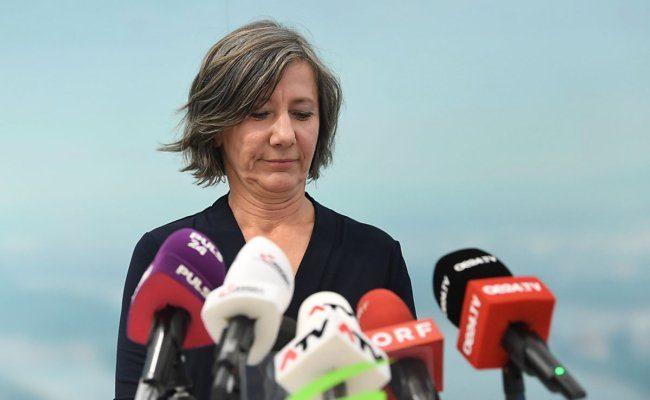 Birgit Hebein wird wohl die Parteiführung der Wiener Grünen abgeben müssen