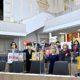 Die SPÖ-Fraktion hielt Taferl für Kinderrechte hoch