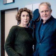"""Adele Neuhauser und Harald Krassnitzer in der Tatort-Folge """"Unten"""""""