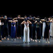 """Ballettdirektor Martin Schläpfer Inszenierung """"Mahler, live"""" an der Staatsoper"""