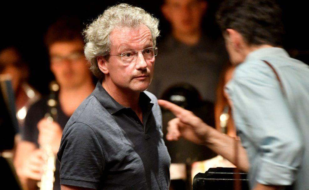 Dirigent Franz Welser-Möst im Interview