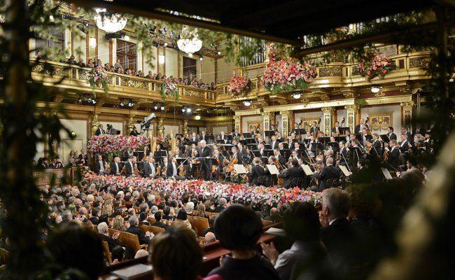 Neujahrskonzert im Wiener Musikverein