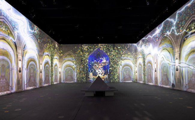 Van Gogh Ausstellung Tabakfabrik in Linz