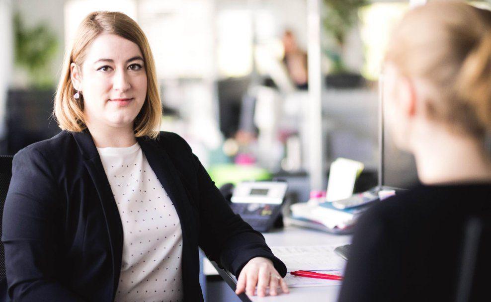 Lisa-Sophie Hemersam macht Karriere bei Goldbach Austria
