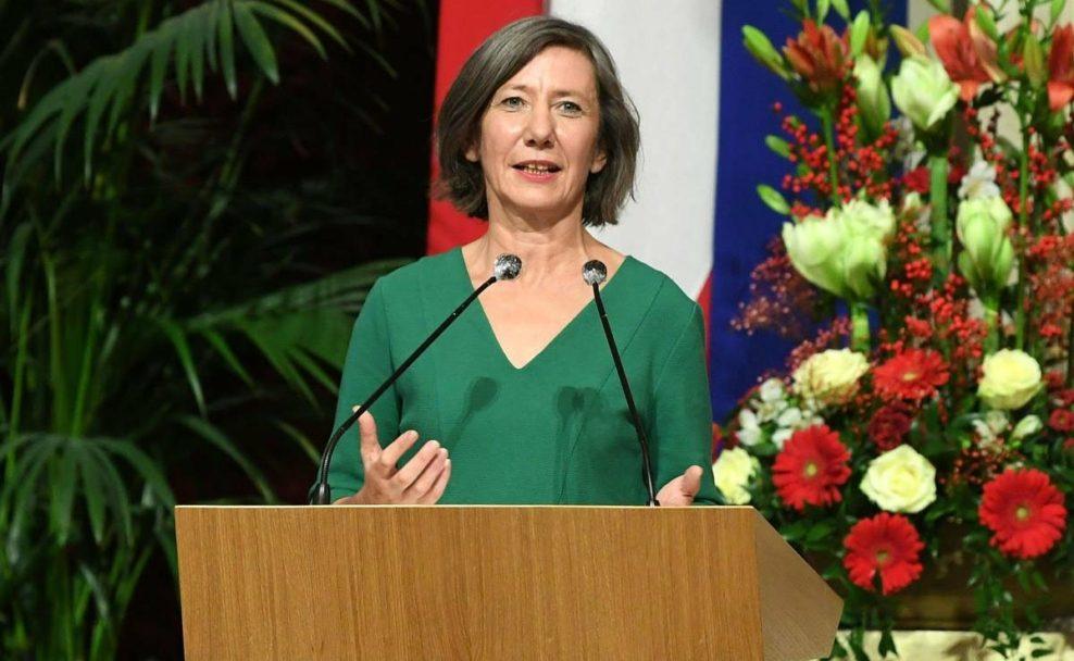 Hebein tritt im Jänner als Wiener Grünen-Chefin zurück