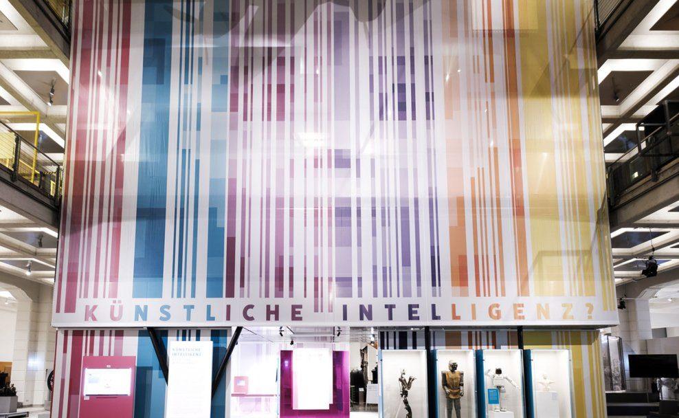 """Technisches Museum Wien Ausstellung """"Künstliche Intelligenz?"""""""