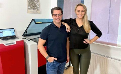 Andi Schmid und Sina Schmid gründen Smith Laser Art and Design