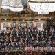 Wiener Philharmoniker spielen Neujahrskonzert 2021 ohne Publikum