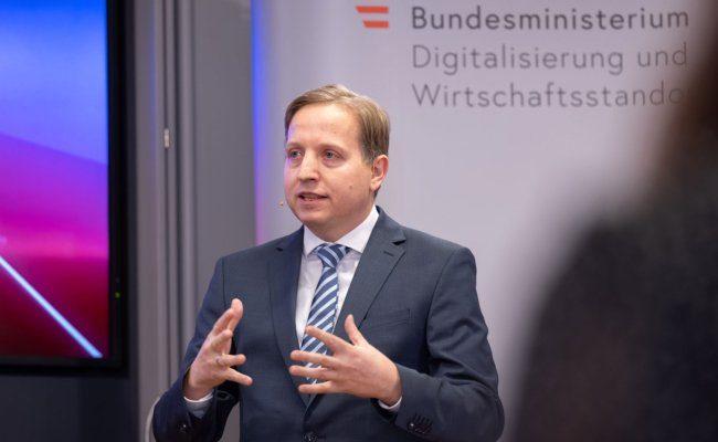 Michael Esterl anlässlich der Staatspreis PR 2020 Verleihung