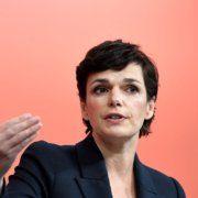 SPÖ-Chefin Pamela Rendi-Wagner zu Gast in der ORF-Pressestunde