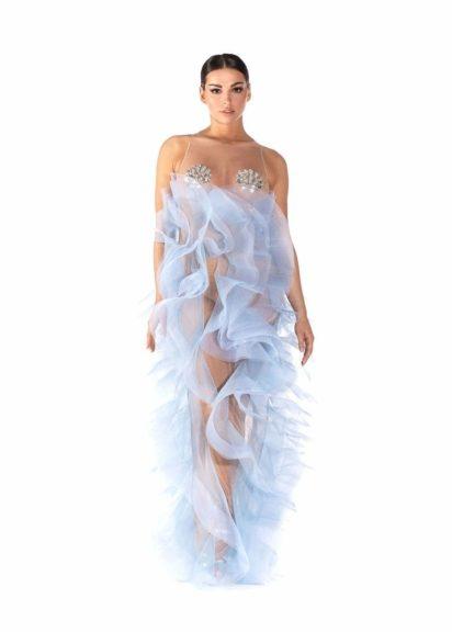 Vier GewinnerInnen beim Haute Couture Austria Award 2020