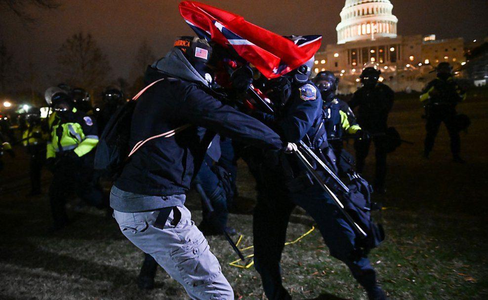 Nicht nur deutsche Pressevertreter wurden in Washington attackiert
