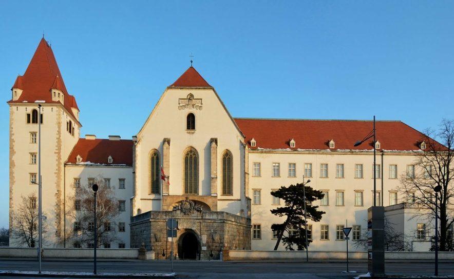 Theresianische Militärakademie in Wiener Neustadt, Niederösterreich