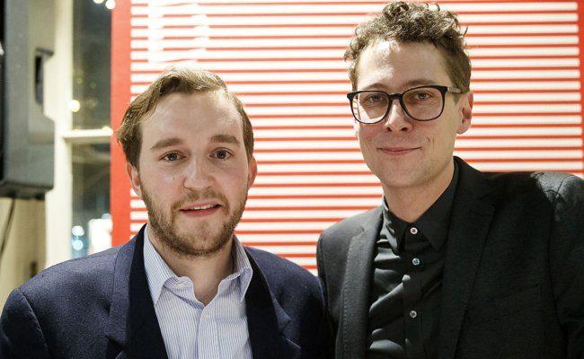 Diagonale-Intendanten Peter Schernhuber und Sebastian Höglinger